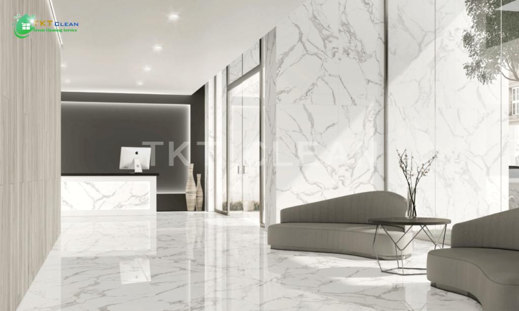 Sàn đá marble với vẻ đẹp sang trọng
