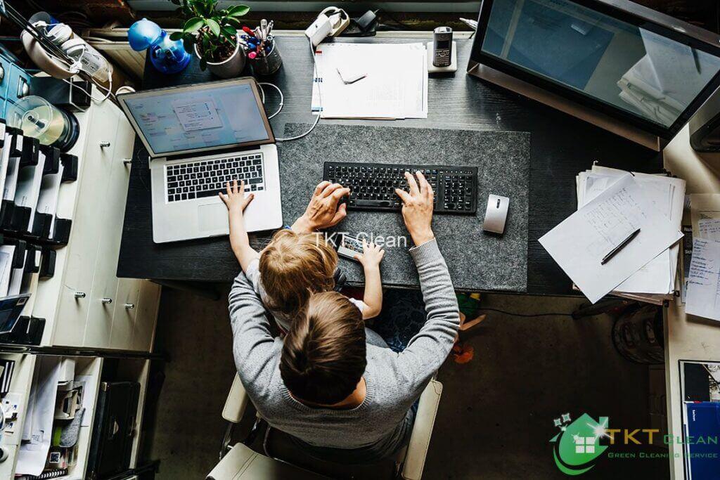 Cần làm việc tập trung và tránh xa tiếng ồn
