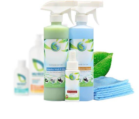 hóa chất vệ sinh công nghệ sinh học, xanh